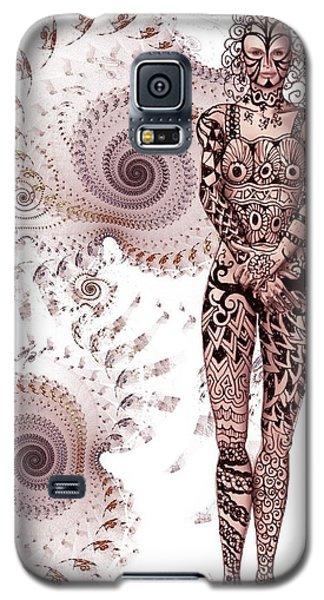 Zen Tangles Galaxy S5 Case