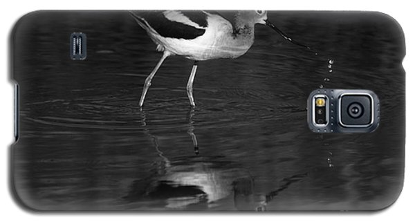 Galaxy S5 Case featuring the photograph Zen Waterdrops  by John F Tsumas
