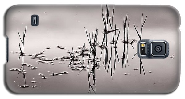 Galaxy S5 Case featuring the photograph Zen Waters by Lorenzo Cassina
