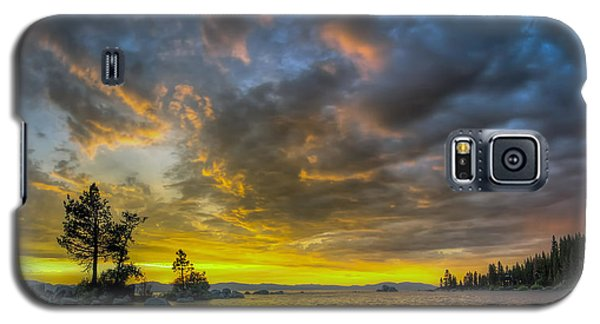 Galaxy S5 Case featuring the photograph Zephyr Cove by Sean Foster
