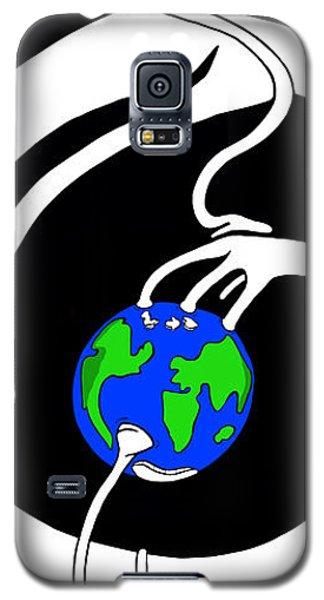 Zero Gravity Galaxy S5 Case