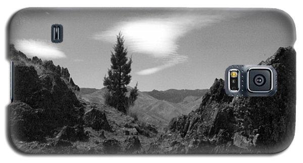 Zig Zag Sky Galaxy S5 Case