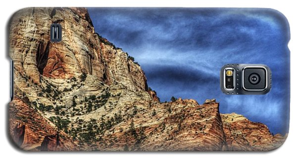Zion Face 695 Galaxy S5 Case by Jerry Sodorff