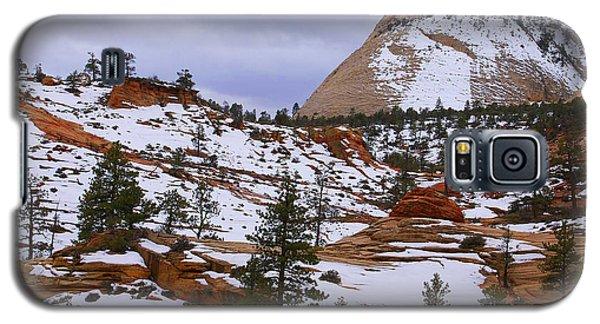 Zion Landscape Galaxy S5 Case