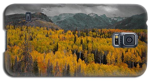 Zirkel Mountain Range Galaxy S5 Case