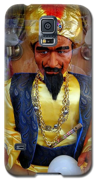 Galaxy S5 Case featuring the photograph Zoltar by Ed Weidman