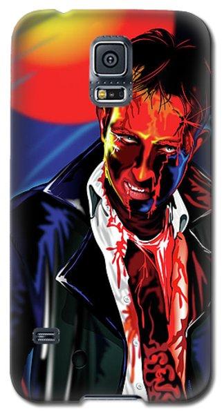 Zombie Rezurrection Galaxy S5 Case by Brian Gibbs
