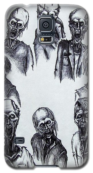 Zombies Galaxy S5 Case