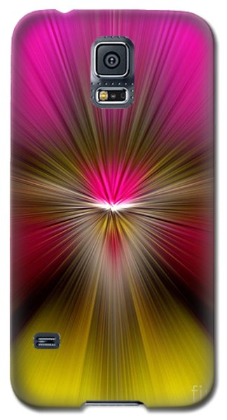 Zoom Galaxy S5 Case by Trena Mara