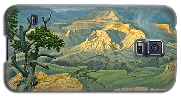 Zoroaster Temple From Yaki Point Galaxy S5 Case