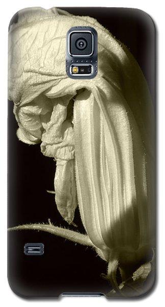Zucchini Flower Galaxy S5 Case