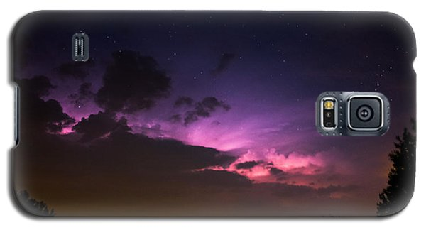 Zues At Play Under The Stars Galaxy S5 Case