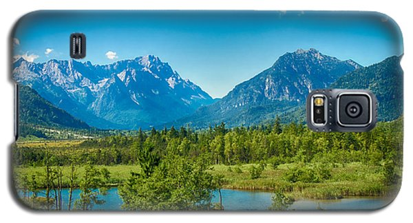 Zugspitze Galaxy S5 Case by Juergen Klust