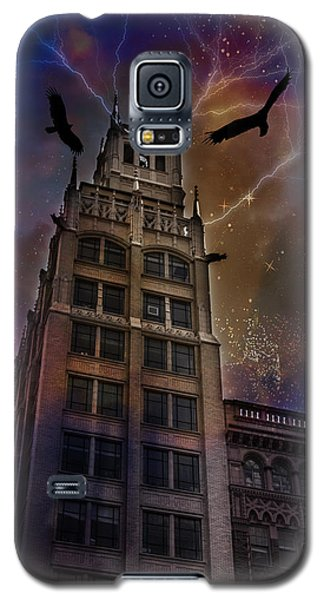 Zuul Visits Asheville Galaxy S5 Case