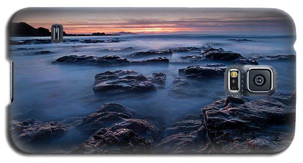 Blue Dusk Galaxy S5 Case