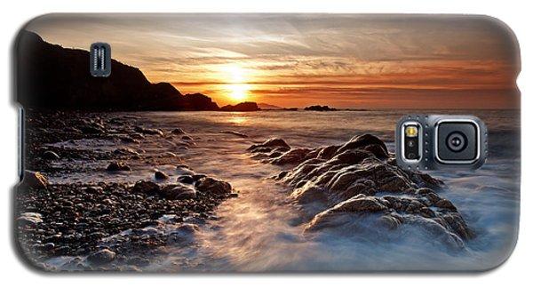 Golden Days Galaxy S5 Case