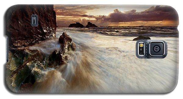 Llanddwyn Island Beach Galaxy S5 Case