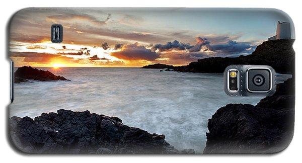 Llanddwyn Island Sunset Galaxy S5 Case