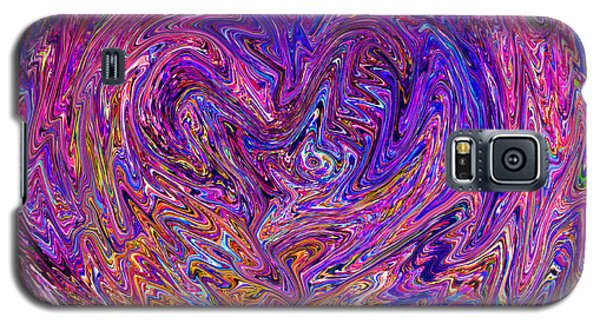 Love From The Ripple Of Thought  V 6  Galaxy S5 Case
