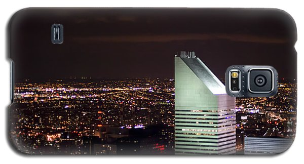 Night View Galaxy S5 Case