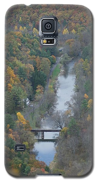 Pa Valley View Galaxy S5 Case