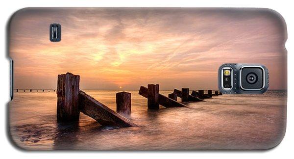Rich Skies - Abermaw Galaxy S5 Case by Beverly Cash