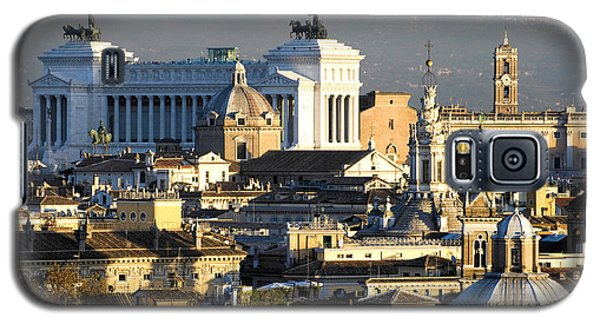 Rome's Rooftops Galaxy S5 Case