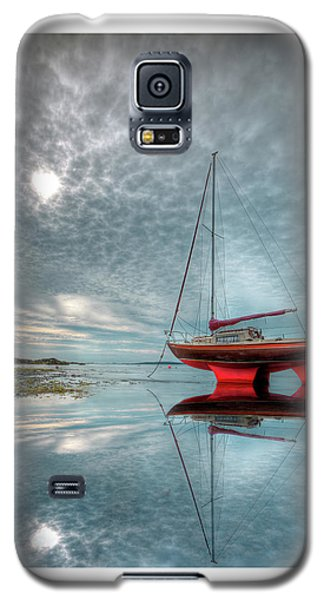 Waiting For The Tide Galaxy S5 Case