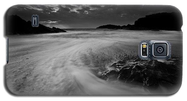 Llanddwyn Island Beach Galaxy S5 Case by Beverly Cash