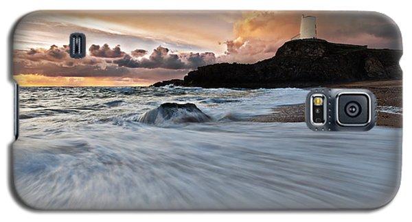 Llanddwyn Island Lighthouse Galaxy S5 Case