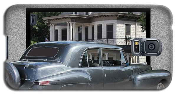 1947 Lincoln Continental Coupe Galaxy S5 Case