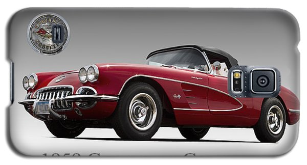 1959 Corvette Galaxy S5 Case