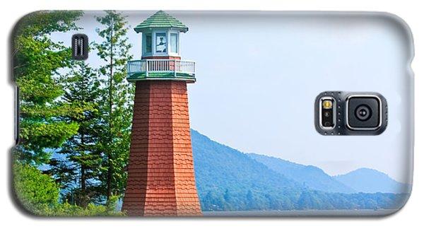 Adirondack Lighthouse Galaxy S5 Case by Ann Murphy