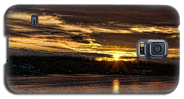 Galaxy S5 Case featuring the photograph After The Storm by Rick Friedle