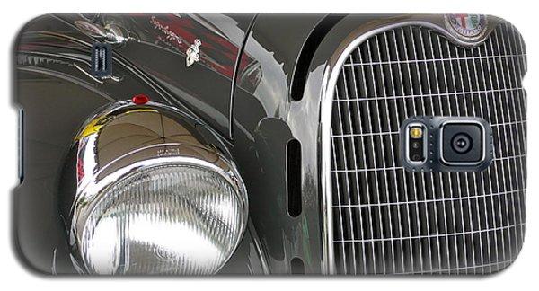 Galaxy S5 Case featuring the photograph Alfa Romeo by Anna Ruzsan