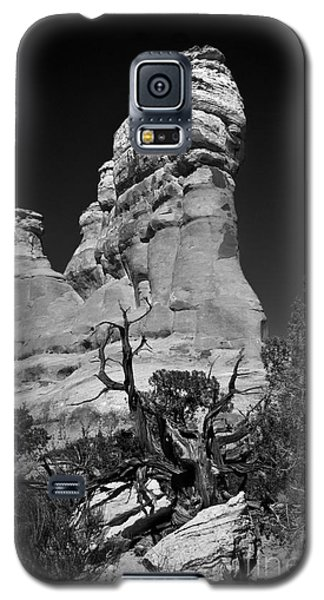 Arches National Park Bw Galaxy S5 Case