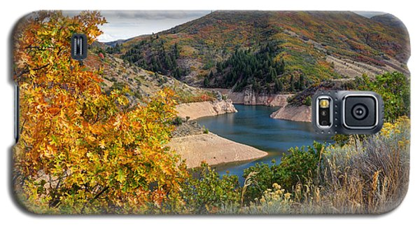 Autumn At Causey Reservoir - Utah Galaxy S5 Case