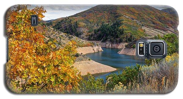 Autumn At Causey Reservoir - Utah Galaxy S5 Case