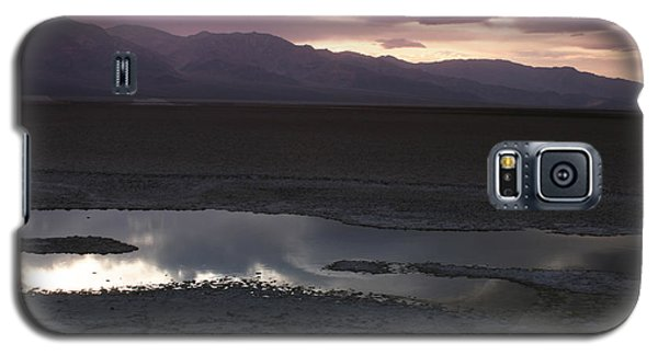 Badwater Basin Death Valley National Park Galaxy S5 Case