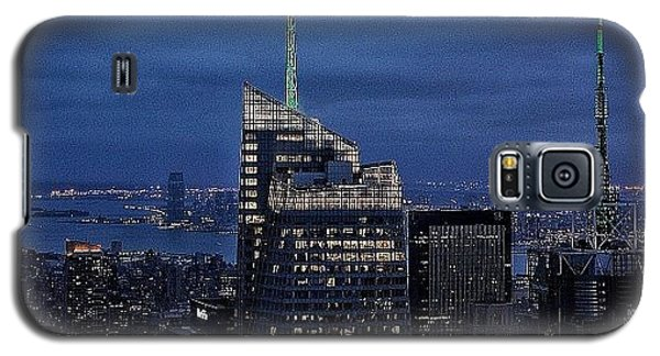 Bank Of America Tower - Ny Galaxy S5 Case