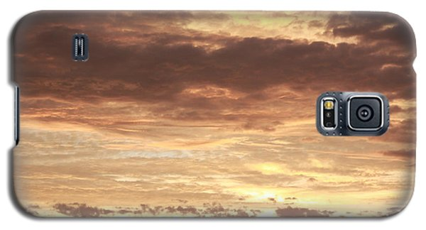 Galaxy S5 Case featuring the photograph Beautiful Sunset by Ann Murphy