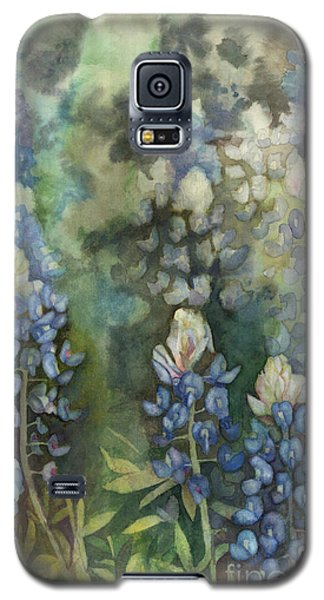 Bluebonnet Blessing Galaxy S5 Case by Karen Kennedy Chatham
