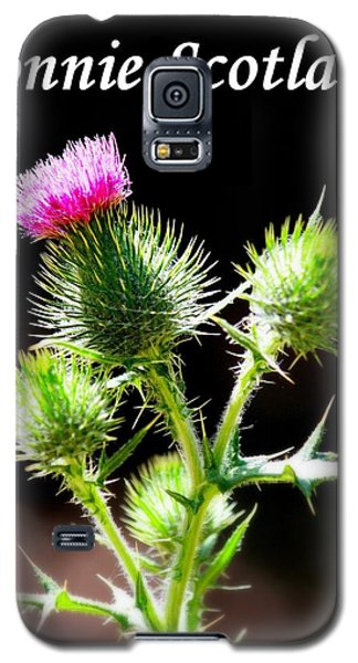 Bonnie Scotland Galaxy S5 Case by Patrick Witz