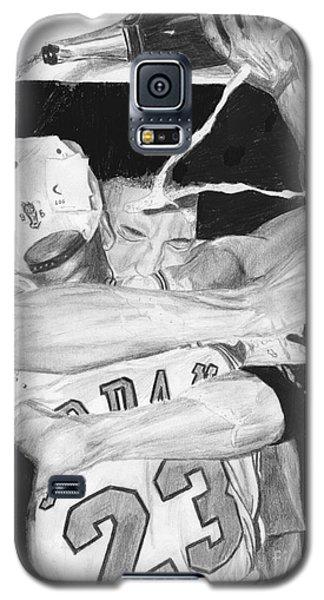 Bulls Celebration Galaxy S5 Case