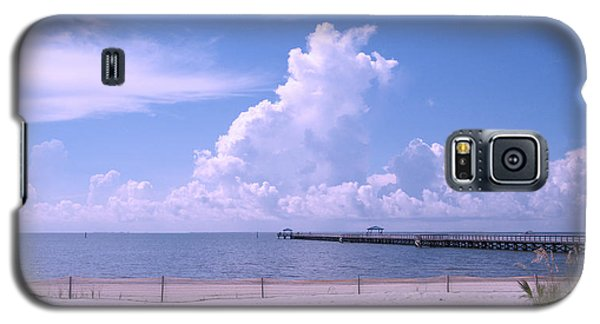 Galaxy S5 Case featuring the photograph Calming View by Brian Wright