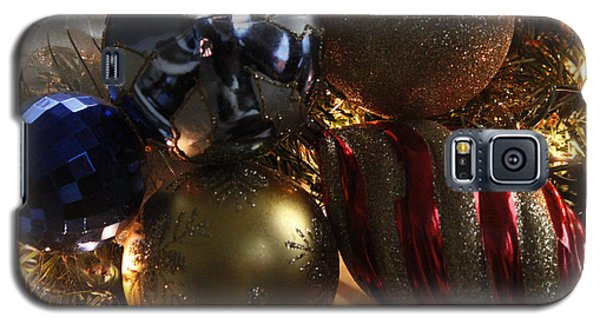 Galaxy S5 Case featuring the photograph Christmas Decoration by Ivete Basso Photography