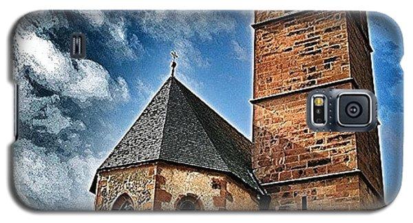 Cool Galaxy S5 Case - Church by Luisa Azzolini