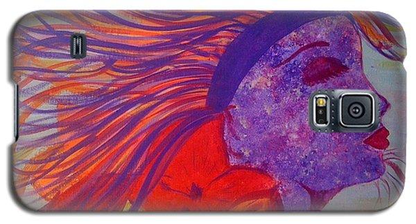 Coloured Beauty Galaxy S5 Case