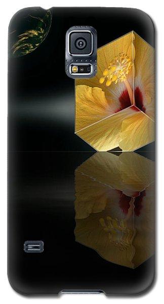Cubist Galaxy S5 Case by Gordon Engebretson