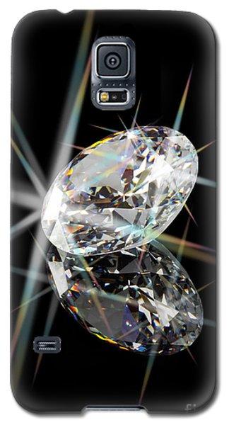 Diamond Galaxy S5 Case